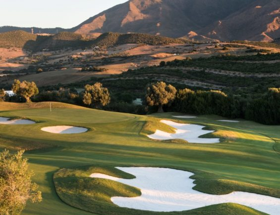 Finca Cortesin Golf Club, Spain