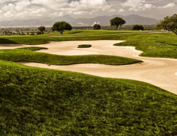 Golf Son Gual, Spain