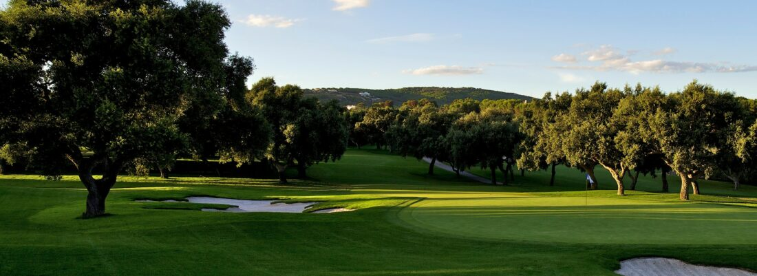 Valderrama Golf, Spain