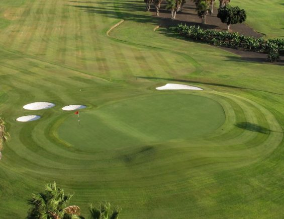 Costa Adeje Golf, Spain