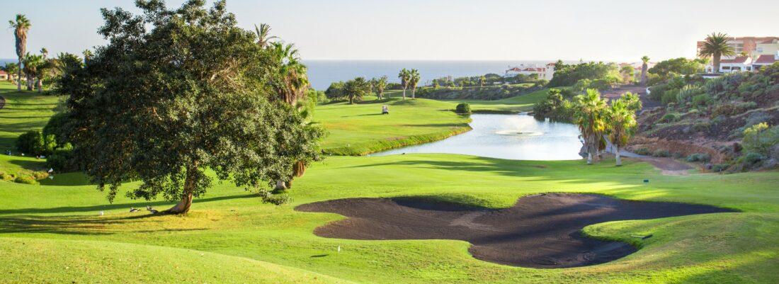 Golf del Sur, Spain