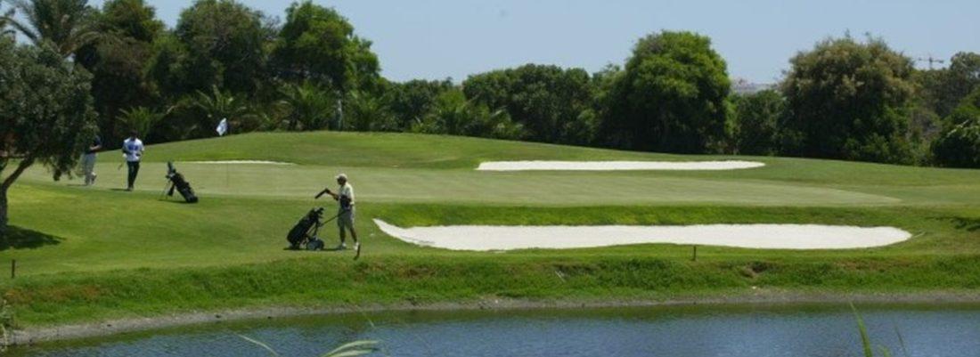 Golf Playa Serena, Spain