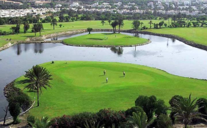 Golf Almerimar 3