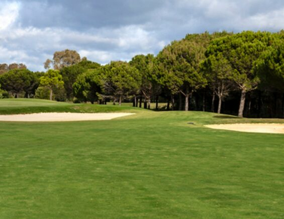 La Monacilla Golf Club, Spain