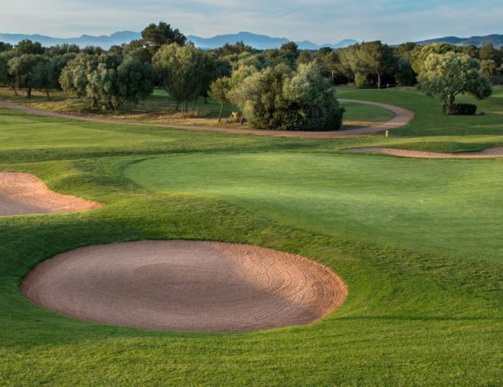 Golf Son Antem West, Spain
