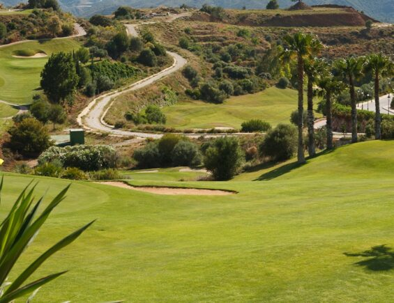 Alhaurin Golf, Spain