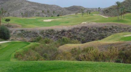 Aguilon Golf, Spain
