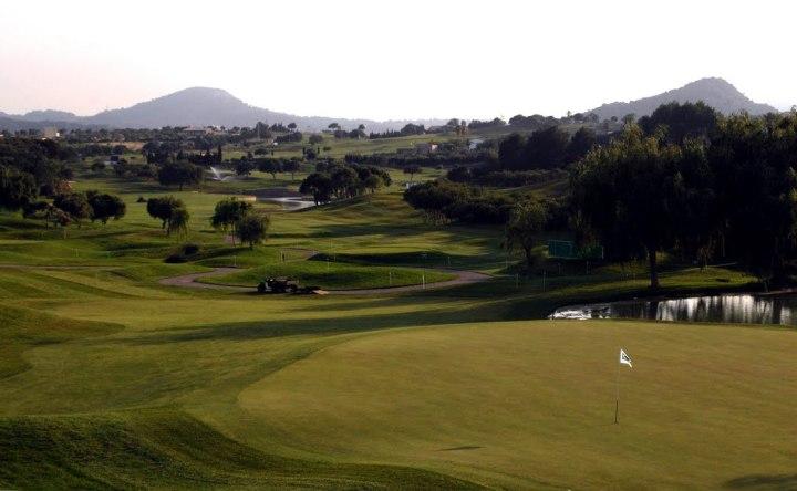 Pula Golf, Spain