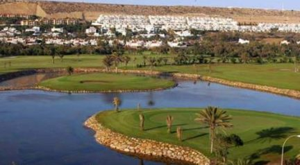 Golf Almerimar, Spain