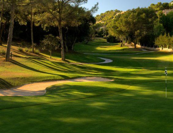Son Vida Golf, Spain