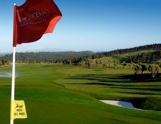 Bom Sucesso Golf, Portugal