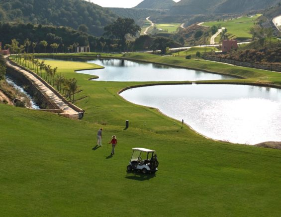 Alferini Golf, Spain