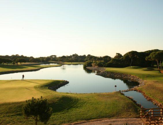 Quinta da Marinha Golf Course, Portugal
