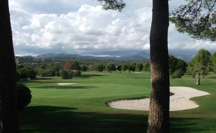 Golf Santa Ponsa I, Spain