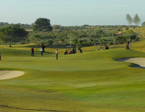 Peraleja Golf, Spain