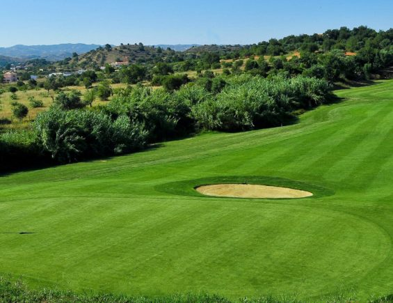 Benamor Golf Course, Portugal