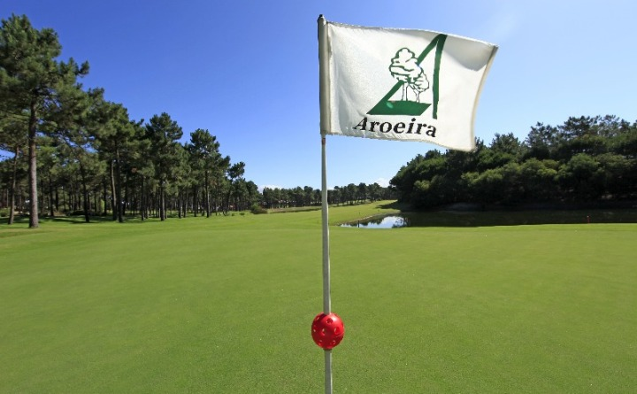 Aroeira Golf, Portugal