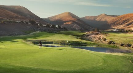 Jandia Golf Course, Spain