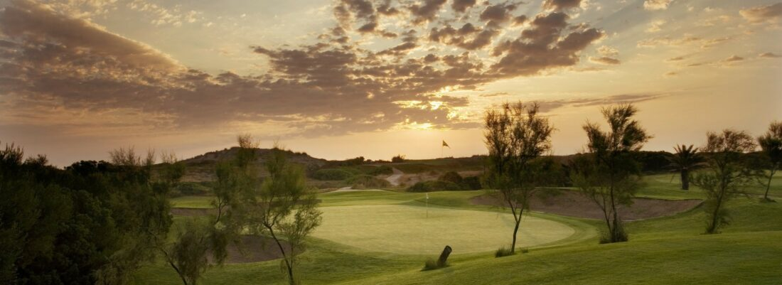 Parador El Saler Golf Course, Spain