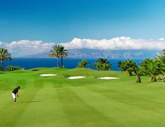 Abama Golf, Spain